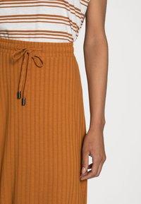 Esprit - SKIRT - A-line skirt - caramel - 4