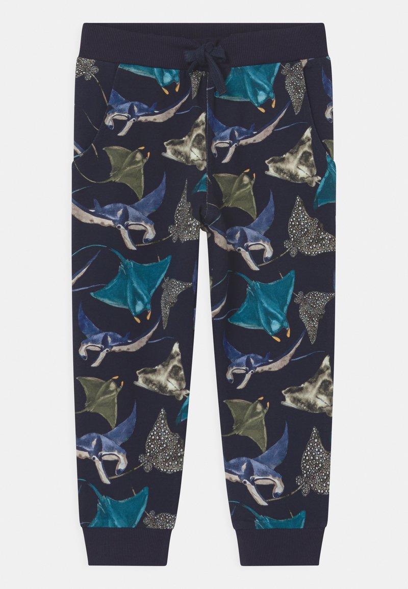 Name it - NMMFARAY  - Spodnie treningowe - dark sapphire