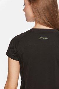 Jeff Green - ELLA - Print T-shirt - black - 4