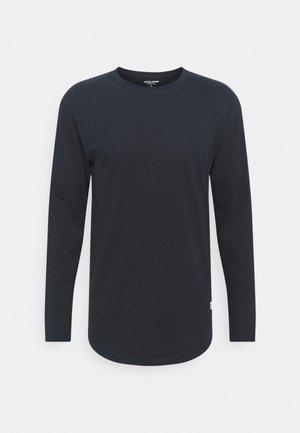JENOA TEE O NECK  - Camiseta de manga larga - navy blazer