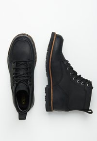 Keen - THE 59 MOC BOOT - WALKING BOOTS - Lace-up boots - black - 1