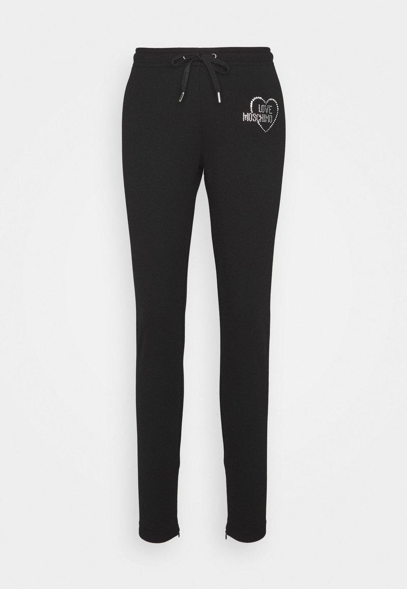 Love Moschino - Pantalon de survêtement - black
