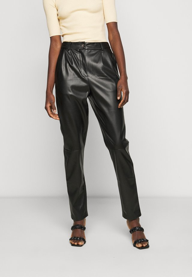 VMSOLAHOLLY PANT TALL - Kalhoty - black