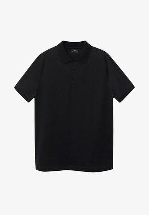 Polo shirt - svart