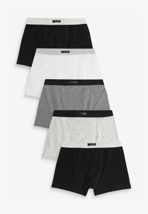 5 PACK - Boxerky - grey