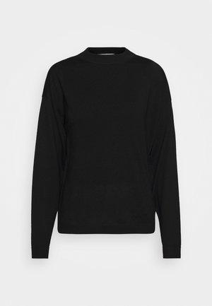 MERINA - Jersey de punto - black