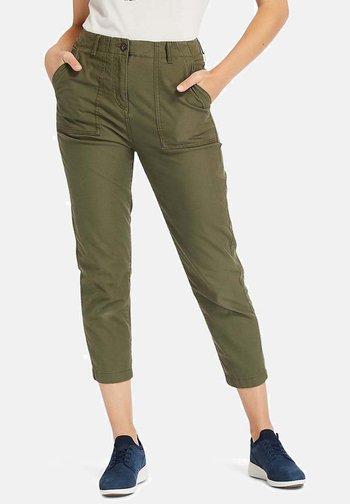 Trousers - grape leaf