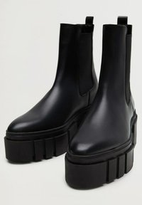 Mango - HECTOR2 - Ankle boots - noir - 2