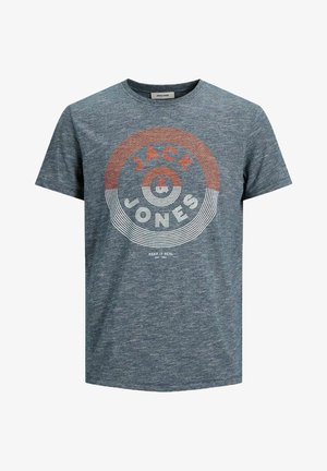 T-shirt z nadrukiem - navy blazer