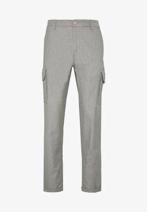 CLUB PANTS - Kalhoty - grey melange