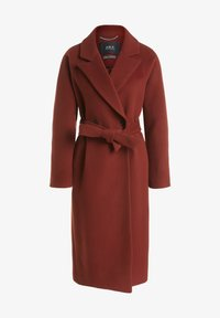 SET - Classic coat - maroon - 5