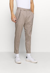 Cinque - CISAND TROUSER - Trousers - brown - 0