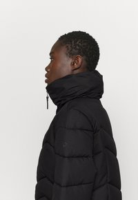 Jack Wolfskin - KYOTO LONG COAT - Winter coat - black - 4