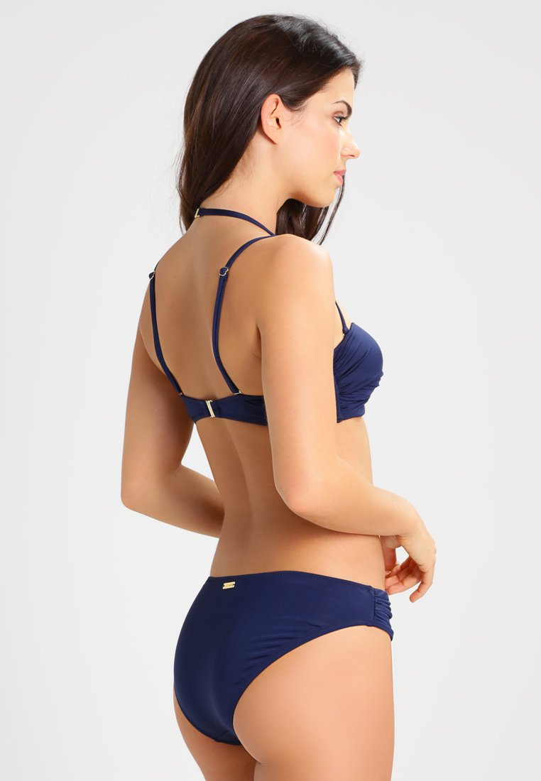 LASCANA WIRE BANDEAUBIK - Bikinit - nachtblau g08L8
