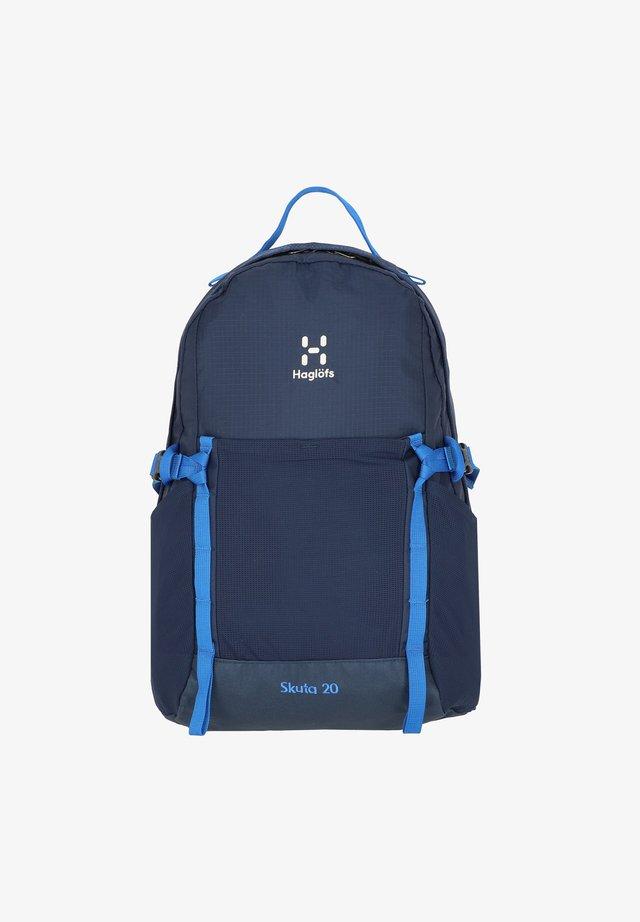 SKUTA - Rucksack - tarn blue storm blue