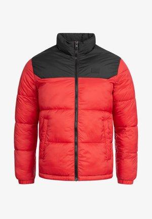 MIT - Winter jacket - tango red