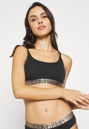 UNLINED BRALETTE - Topp - black