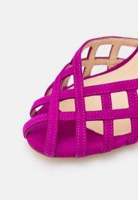 Repetto - SALVADOR - Sandals - magenta - 6