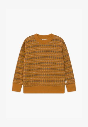 FARMER UNISEX - Strickpullover - sudan brown