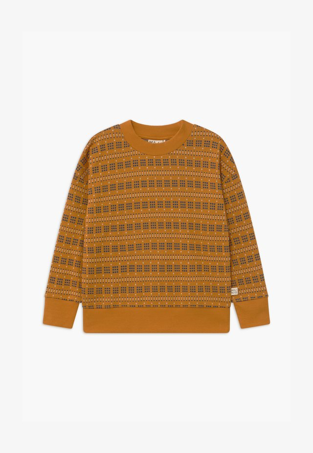 FARMER UNISEX - Jumper - sudan brown