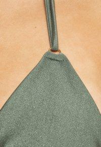 JANTHEE - SALOME - Bikiniöverdel - army - 4