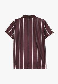 Unauthorized - ANTONIO FOOTBALL - Polo shirt - burgundy - 1