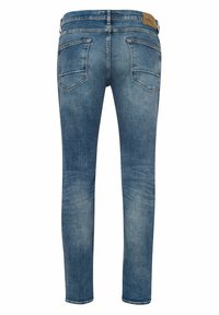 BRAX - STYLE CHRIS - Slim fit jeans - vintage blue used - 6