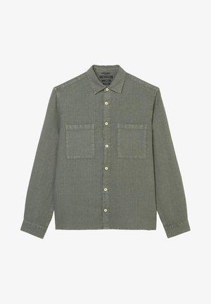 Shirt - balsam green