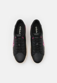 Coach - LOWLINE  - Trainers - black/pink/multicolor - 4
