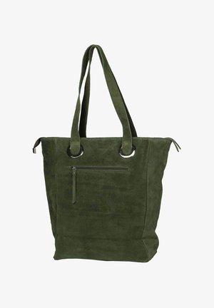 PARIS - Handbag - grün
