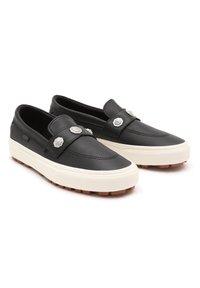 Vans - UA STYLE 53 - Slip-ons - western/leather - 2