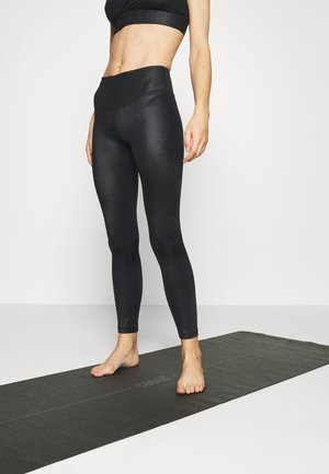 ADAPTATION 7/8 LEGGING - Leggings - black