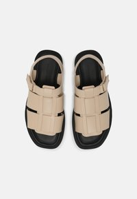 By Malene Birger - KLEVA - Platform sandals - wood - 4