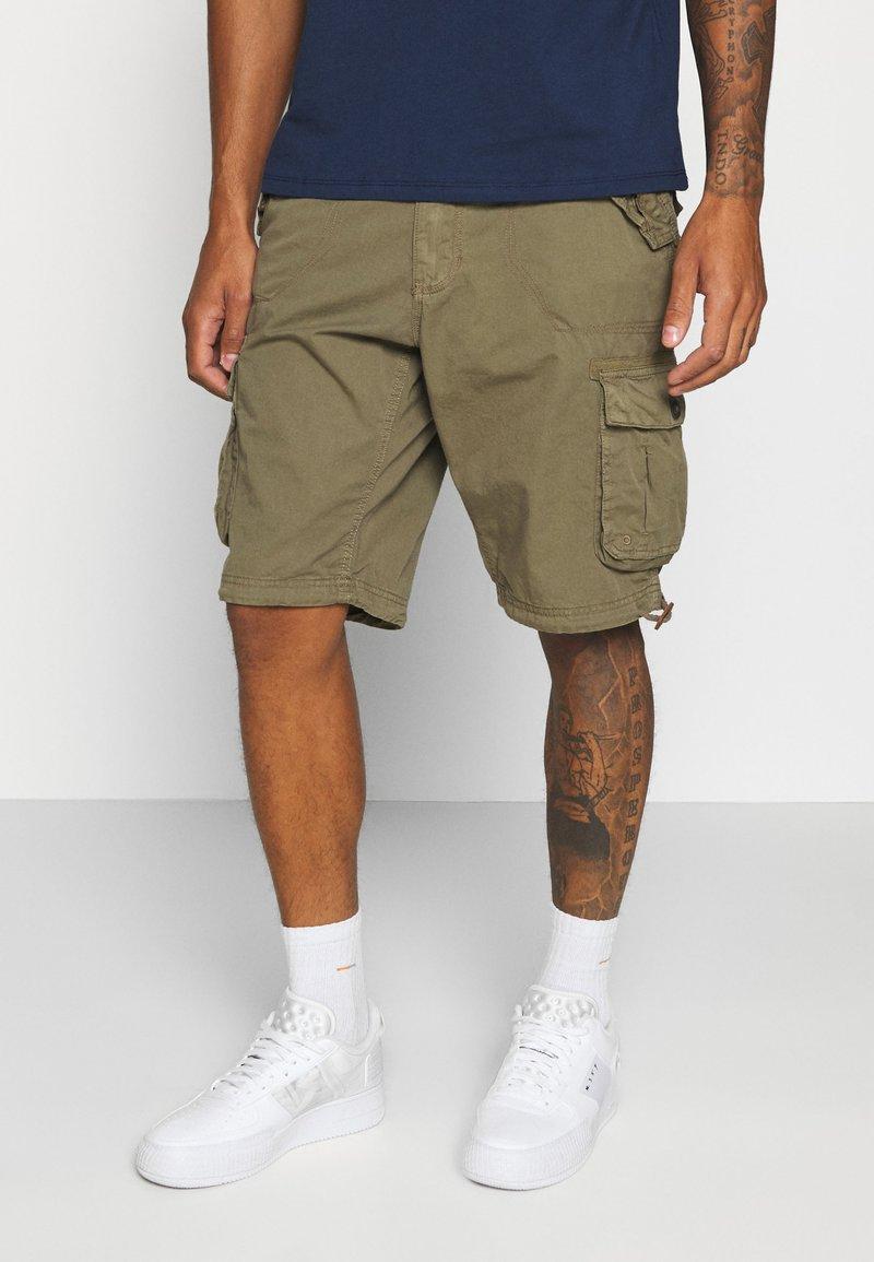 Brave Soul - Pantalon cargo - khaki