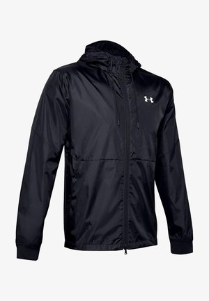 FIELD HOUSE - Windbreaker - black