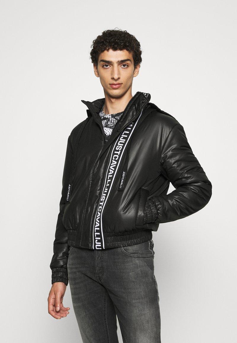 Just Cavalli - KABAN - Winter jacket - black