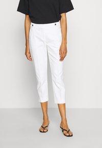 comma - Pantalon classique - white - 0