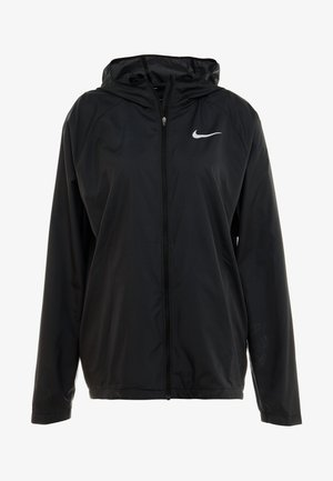Veste de survêtement - black/reflective silver