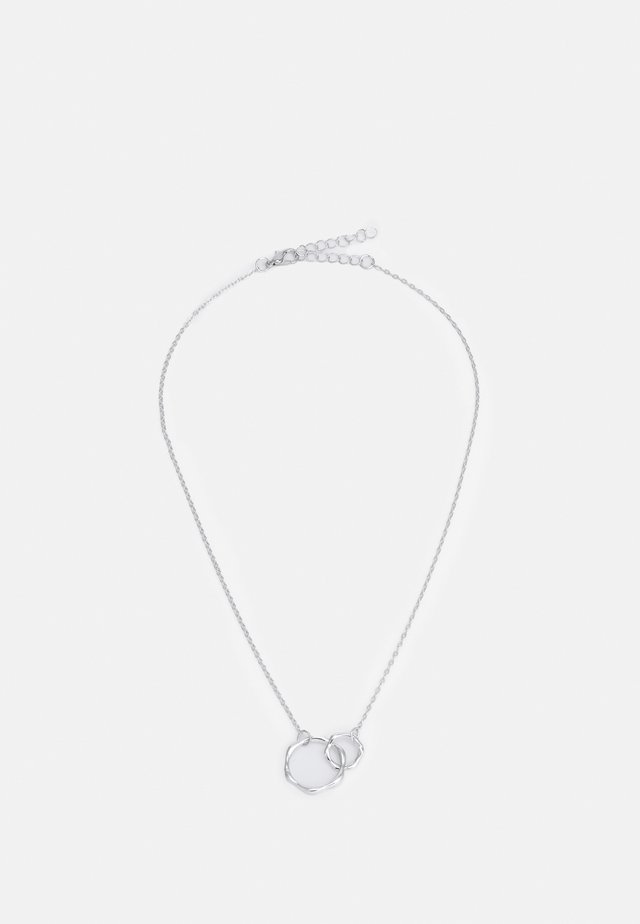 ONLABIA NECKLACE - Necklace - silver-coloured