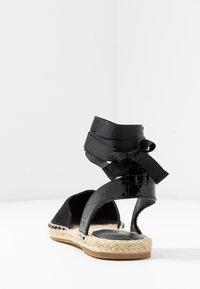 Miss Selfridge - LIBRA  - Loafers - black - 5