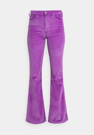 BREESE - Pantalones - purple