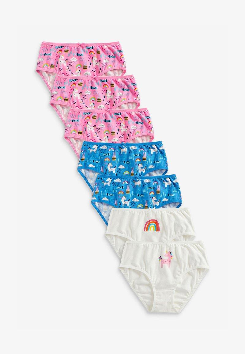 Next - 7 PACK - Kalhotky - multi-coloured