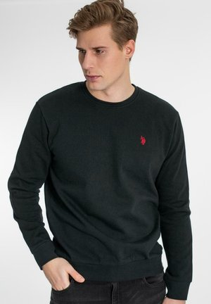ADLER - Sweatshirt - black