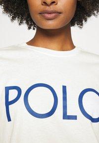 Polo Ralph Lauren - LONG SLEEVE - Long sleeved top - deckwash white - 4