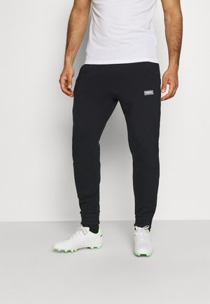 FC PANT - Tracksuit bottoms - black/clear