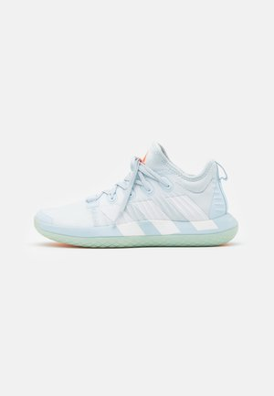 STABIL NEXT GEN - Håndboldsko - sky tint/footwear white/signal orange