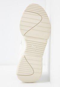 Puma - NOVA - Trainers -  white/pastel parchment - 6