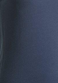 Schiesser - Undershirt - blue,dark red - 4