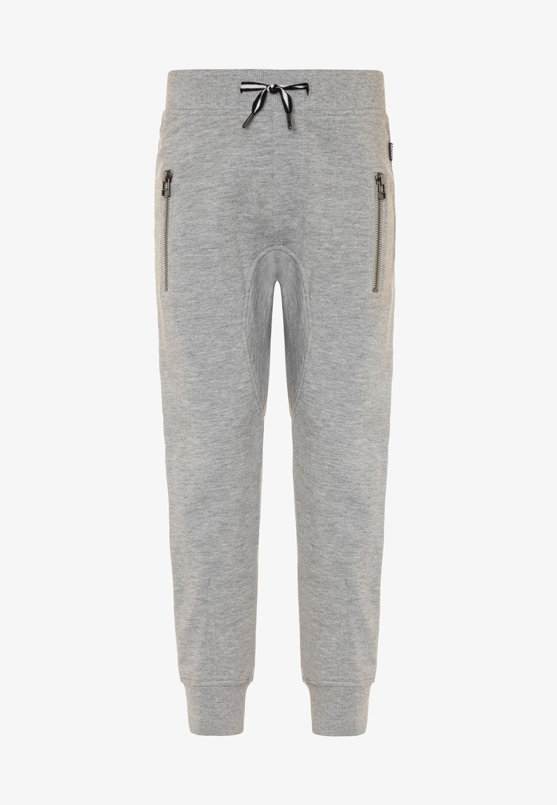 Molo - ASHTON - Tracksuit bottoms - grey melange