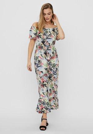 Długa sukienka - birch